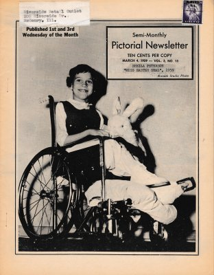 The Pictorial Newsletter: March 4, 1959