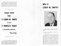 LeRoy Smith Political Ad