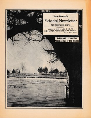 The Pictorial Newsletter: April 15, 1959