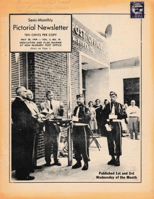 The Pictorial Newsletter: May 20, 1959