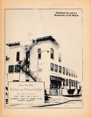 The Pictorial Newsletter: June 3, 1959