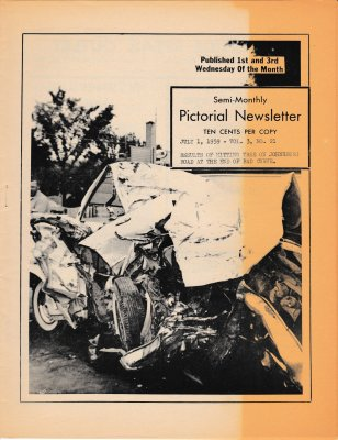 The Pictorial Newsletter: July 1, 1959