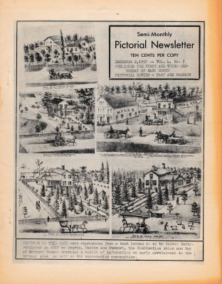 The Pictorial Newsletter: December 2, 1959