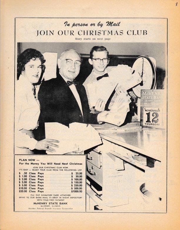 The Pictorial Newsletter: December 2, 1959