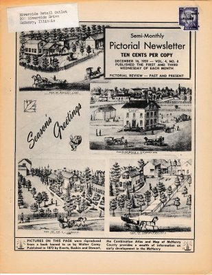 The Pictorial Newsletter: December 16, 1959