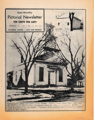 The Pictorial Newsletter: February 17, 1960