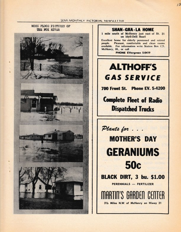 The Pictorial Newsletter: May 4, 1960