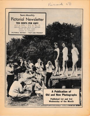 The Pictorial Newsletter: July 6, 1960