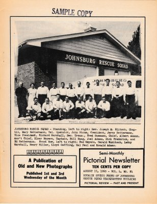 The Pictorial Newsletter: August 17, 1960