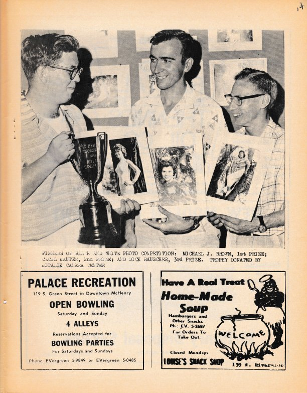 The Pictorial Newsletter: September 21, 1960