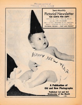 The Pictorial Newsletter: January 4, 1961
