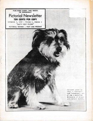The Pictorial Newsletter: November 6, 1963