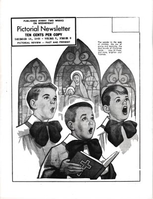 The Pictorial Newsletter: December 18, 1963