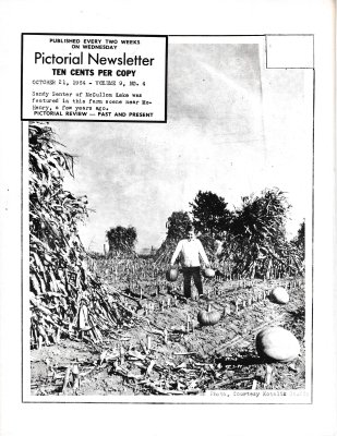The Pictorial Newsletter: October 21, 1964