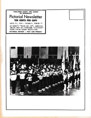 The Pictorial Newsletter: April 21, 1965