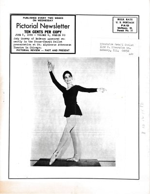 The Pictorial Newsletter: June 2, 1965