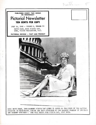 The Pictorial Newsletter: July 14, 1965