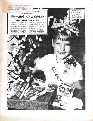 The Pictorial Newsletter: September 8, 1965