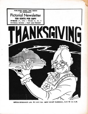 The Pictorial Newsletter: November 17, 1965