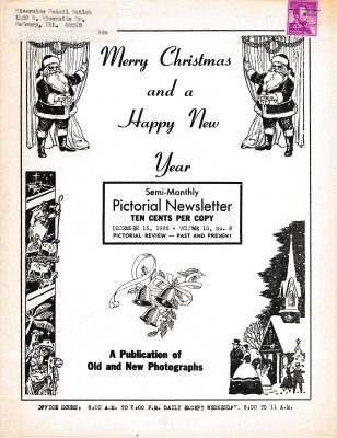 The Pictorial Newsletter: December 15, 1965