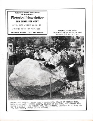 The Pictorial Newsletter: May 18, 1966