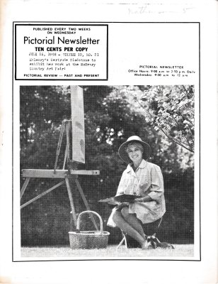 The Pictorial Newsletter: June 15, 1966