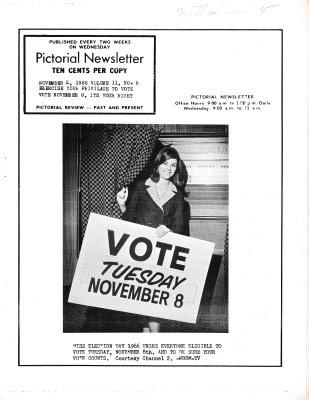The Pictorial Newsletter: November 2, 1966