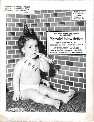 The Pictorial Newsletter: December 28, 1966