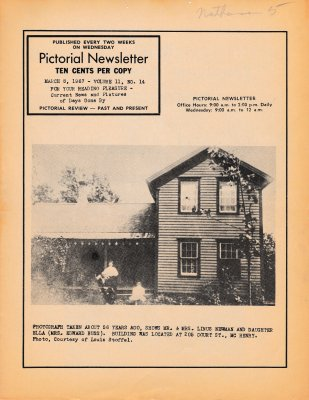 The Pictorial Newsletter: March 8, 1967