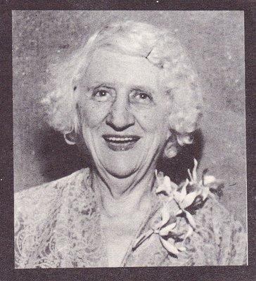 Maude Stuhlfeier: Wife of Pictorial Newsletter Owner Arthur Stuhlfeier