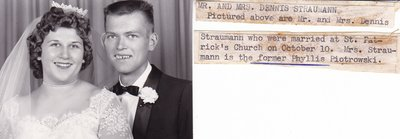 Wedding: Mr & Mrs Dennis Straumann