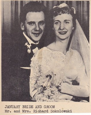 Wedding: Mr & Mrs Richard Sokolowski