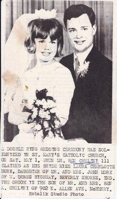 Wedding: Mr & Mrs Ben Chelini