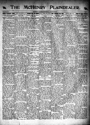 McHenry Plaindealer (McHenry, IL), 28 Aug 1919