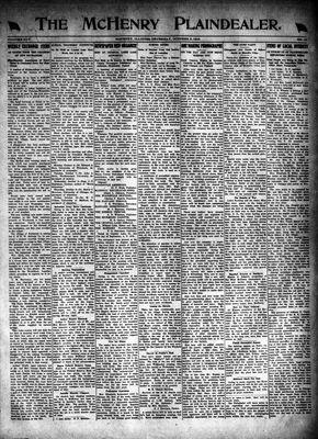 McHenry Plaindealer (McHenry, IL), 2 Oct 1919