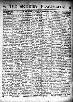 McHenry Plaindealer (McHenry, IL), 23 Oct 1919