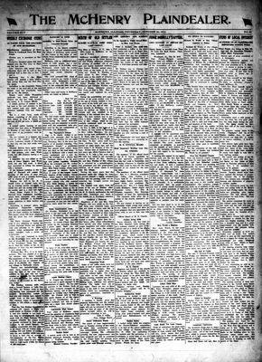 McHenry Plaindealer (McHenry, IL), 30 Oct 1919
