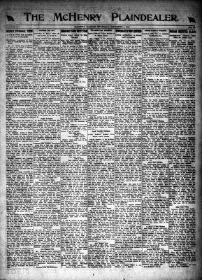 McHenry Plaindealer (McHenry, IL), 4 Dec 1919