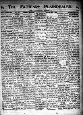 McHenry Plaindealer (McHenry, IL), 11 Dec 1919