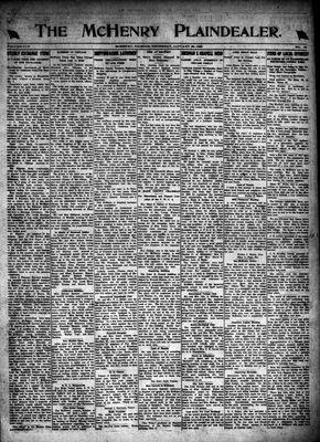 McHenry Plaindealer (McHenry, IL), 29 Jan 1920