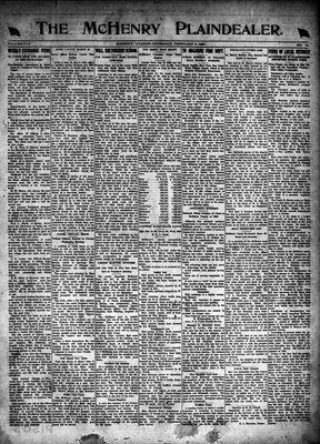 McHenry Plaindealer (McHenry, IL), 5 Feb 1920