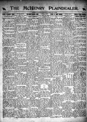 McHenry Plaindealer (McHenry, IL), 12 Feb 1920