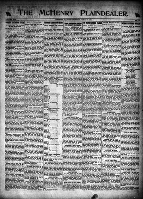 McHenry Plaindealer (McHenry, IL), 15 Apr 1920