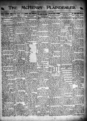 McHenry Plaindealer (McHenry, IL), 22 Apr 1920