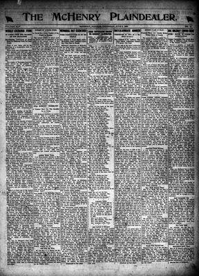 McHenry Plaindealer (McHenry, IL), 3 Jun 1920