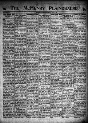 McHenry Plaindealer (McHenry, IL), 1 Jul 1920