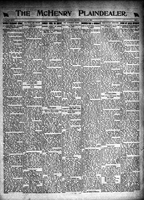 McHenry Plaindealer (McHenry, IL), 8 Jul 1920