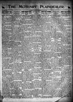 McHenry Plaindealer (McHenry, IL), 15 Jul 1920
