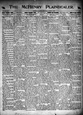 McHenry Plaindealer (McHenry, IL), 5 Aug 1920