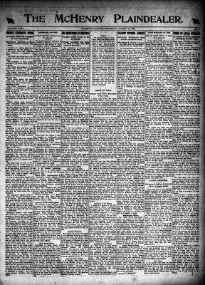 McHenry Plaindealer (McHenry, IL), 12 Aug 1920